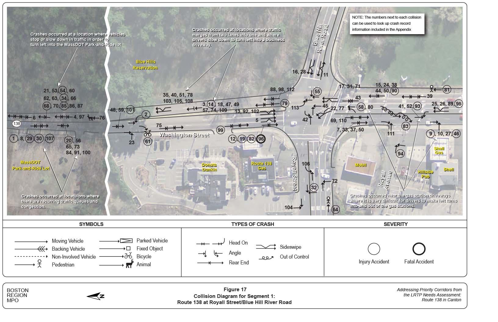 Route 138 Priority Corridor Study Canton  Massachusetts