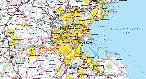 TRANSREPORT Boston Region MPO